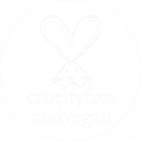 Cruelty Free & Vegan-white