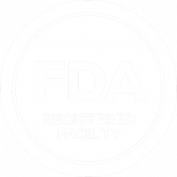 FDA Registered-white