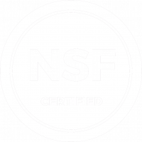 NSF Certified-white