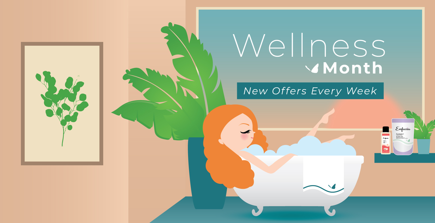 Enfusia Wellness Month Article