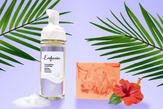 Enfusia Wellness Month Clean Hands and Bodies Article