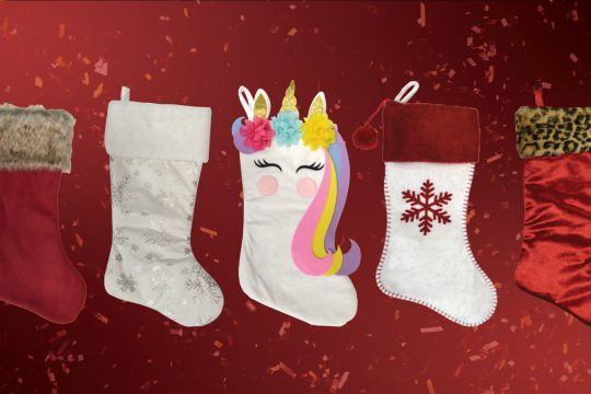 Enfusia stuffed stocking